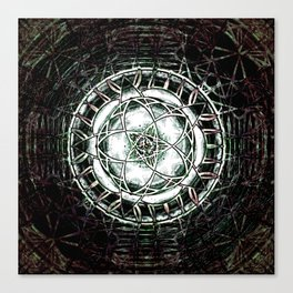 pentacle1 Canvas Print