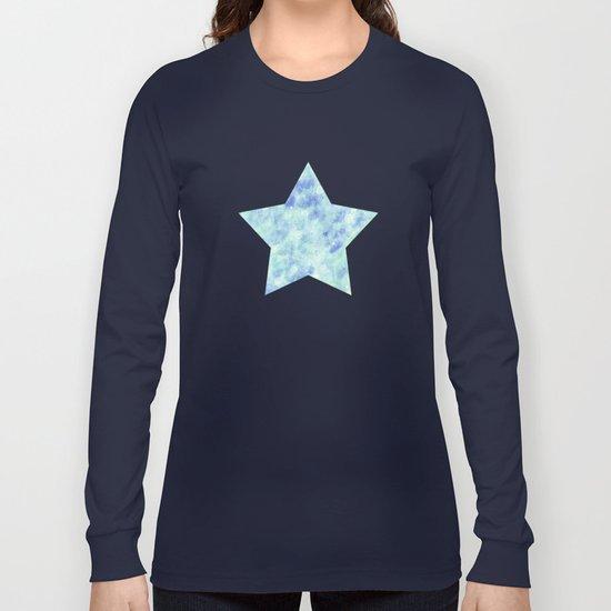 Blue lagoon Long Sleeve T-shirt