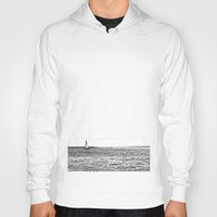 sail Hoodies featuring sail by Kearsten Taylor