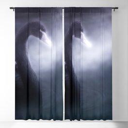 Black swan Blackout Curtain