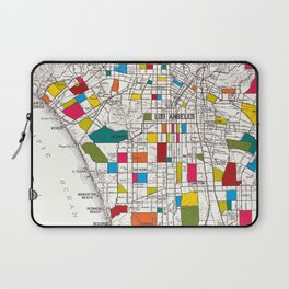 Los Angeles Streets Laptop Sleeve