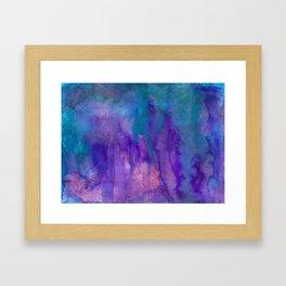 Abstract No. 39 Framed Art Print