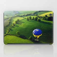 Above The Shires iPad Case
