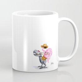 Cowboy Krang Coffee Mug