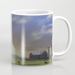 Down a Country Road Coffee Mug