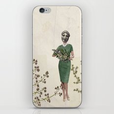 La promenade iPhone & iPod Skin