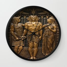 Valley of the Dead  Wall Clock