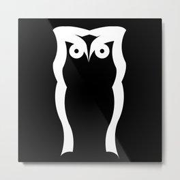 Nox Dark Version Metal Print