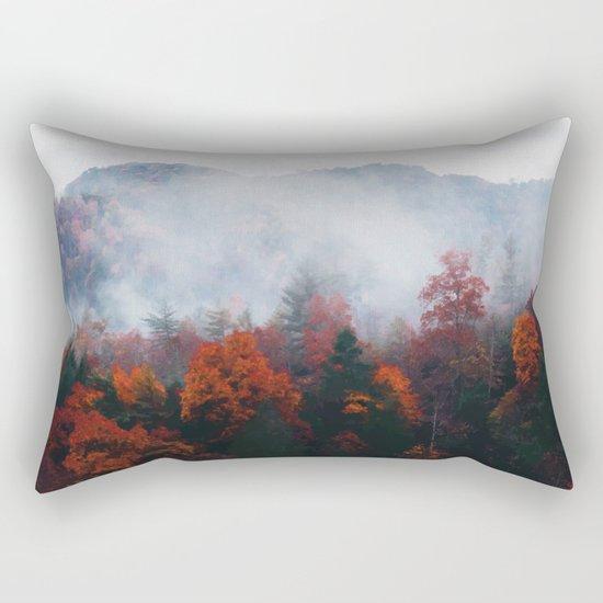 Fog #society6 #decor #lifestyle #buyart Rectangular Pillow