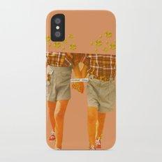 Unusual Thing iPhone X Slim Case