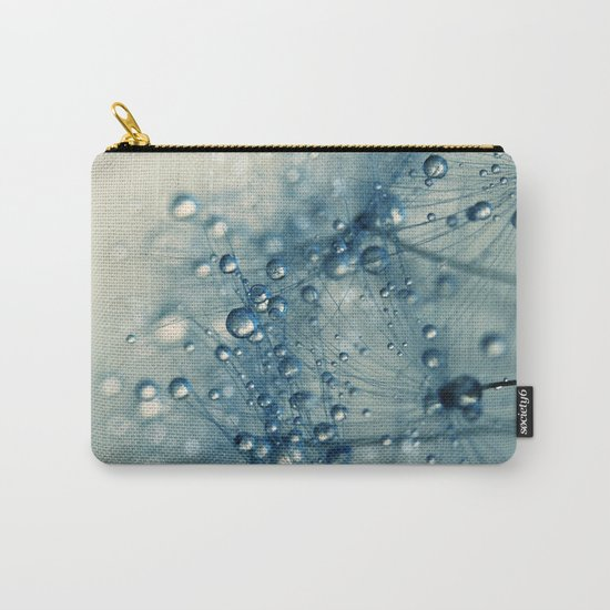 Dandy Blue Shower Carry-All Pouch