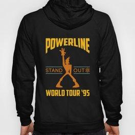 Powerline World Tour 95' Concert Tee Hoody