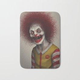 Ronald McDonald Bath Mat