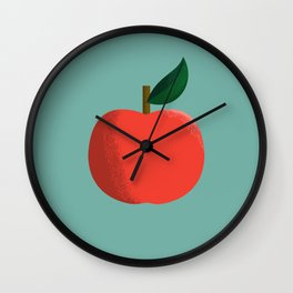 Apple 01 Wall Clock