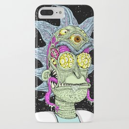 Monster Rick iPhone Case