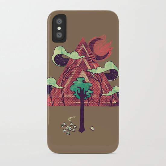 The Evergreen iPhone Case