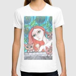 Kitty Sitter T-shirt