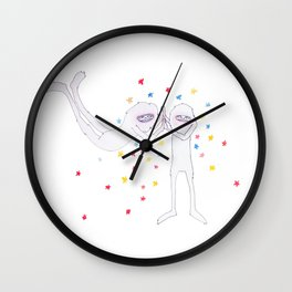The spell Wall Clock