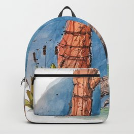 Mississippi Great Blue Heron Backpack
