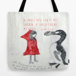 A Single Friend Tote Bag