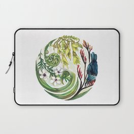 Kiwiana Wreath Laptop Sleeve