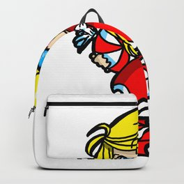 Candy Cane Cutie Backpack