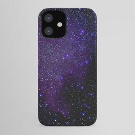 Indigo Stars iPhone Case