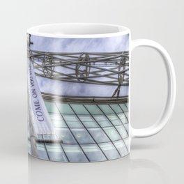 Come on You Spurs Wembley Stadium Coffee Mug