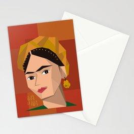 Frida Khalo Cubism Edition 2 Stationery Cards