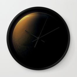 Peace. Wall Clock