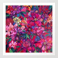 How Does Your Garden Grow Art Print