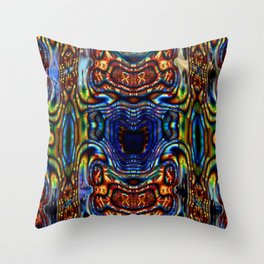 Neurosis 2 (2016) Throw Pillow