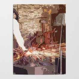 The Forge Poster