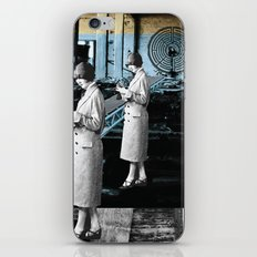 placing an objective far away from cover iPhone & iPod Skin