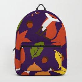 Fox Jumble Backpack