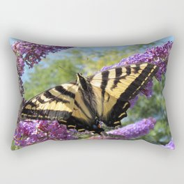 Tiger Swallowtail Rectangular Pillow