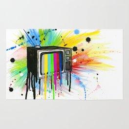 Technicolor Rug