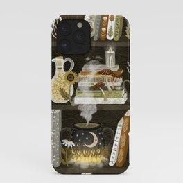 herbalist iPhone Case