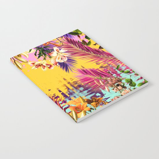 Tropical Time Notebook