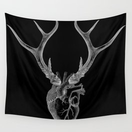 immortal heart Wall Tapestry