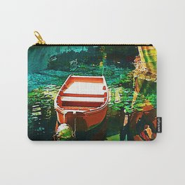 A Row Boat to Nowhere Carry-All Pouch