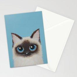 Birman Cat Stationery Cards