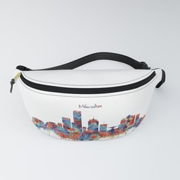 Milwaukee Skyline Fanny Pack