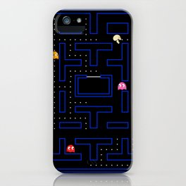 Bob's on the loose iPhone Case