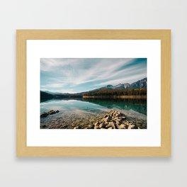 Patricia Lake Framed Art Print