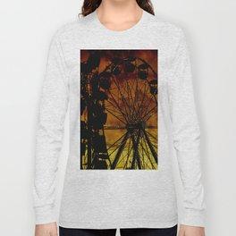 Sillhouette Long Sleeve T-shirt
