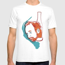 Paul Giamatti - Miles - Sideways T-shirt