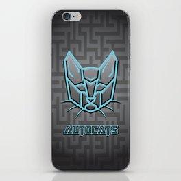 Autocats Transformers iPhone Skin