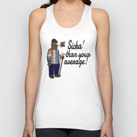 biggie smalls Tank Tops featuring Biggie Smalls by TUFF Clothing