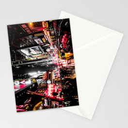 New York City Night II Stationery Cards